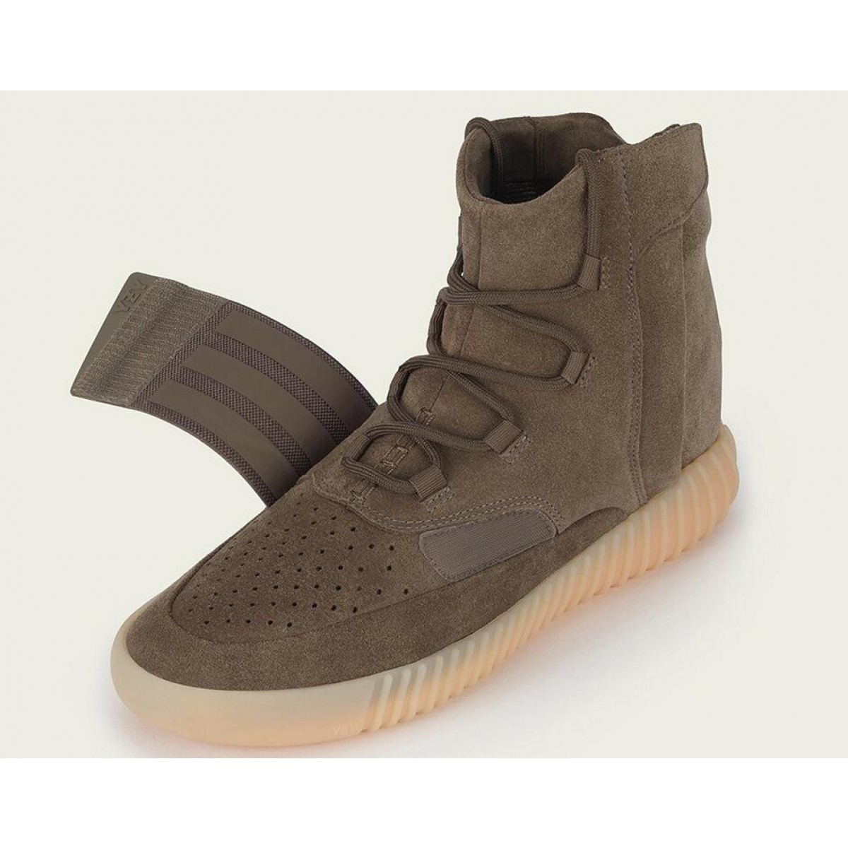 Adidas Yeezy Boost 750 Brown Shoes 19700a807