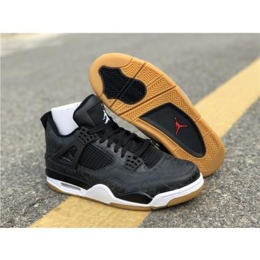 "Air Jordan 4 SE ""Black Gum"" Shoes"
