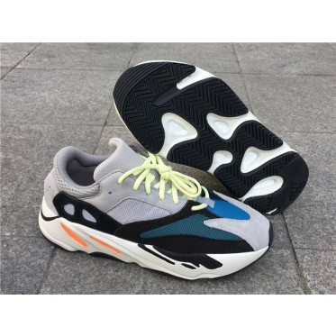 ed3004aef6c Adidas Yeezy Wave Runner 700 Solid Grey Shoes