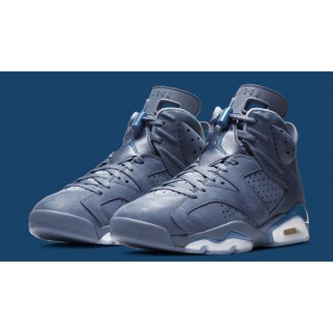 Air Jordan 6 Jimmy Butler Diffused Blue Shoes
