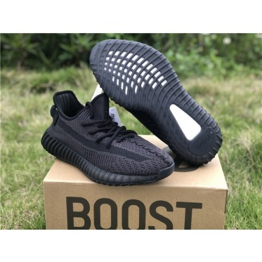 Adidas Yeezy Boost 350 V2 Mafia Black Shoes