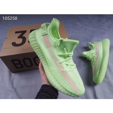 """Adidas Yeezy Boost 350 V2""""Glow In The Dark""""Shoes"""