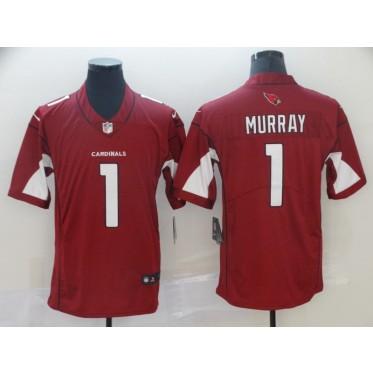 Nike Cardinals 1 Kyler Murray Red 2019 NFL Draft Vapor Untouchable Limited Men Jersey