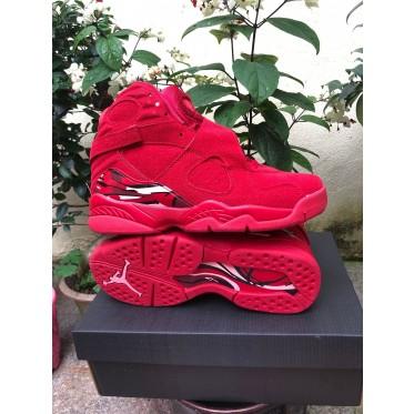 best cheap 1bbff d218f Air Jordan 8 Valentine's Day Shoes
