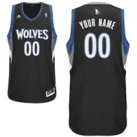 Minnesota Timberwolves Custom Swingman Alternate Basketball Jersey