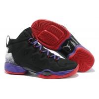 Air Jordan 28 SE Men Basketball Mens Shoes Black Purple