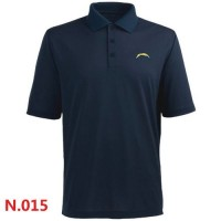 Nike San Diego Chargers 2014 Players Performance Polo Dark Blue