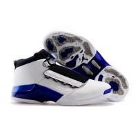 Air Jordan 17 (XVII) Original (OG)  White-College Blue-Black