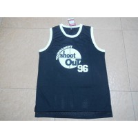Movie tournament shoot out 96 birdie black Basketball Men Jersey