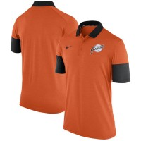 Nike San Francisco Giants Men's Orange Cooperstown Collection Polo