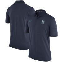 Nike Seattle Mariners Men's Navy Polo