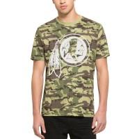 NFL Washington Redskins 47 Alpha Camo Men's T-Shirt
