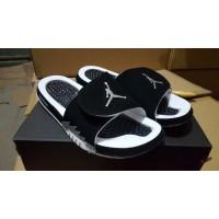 Nike Air Jordan 5 Black Slippers