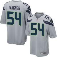 Nike Seattle Seahawks 54 Bobby Wagner Grey Youth Jersey