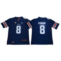 NCAA Auburn Tigers 8 Jarrett Stidham Navy College Football Men Jersey