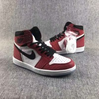 Air Jordan 1 New Chicago Red White Shoes