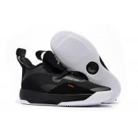 Air Jordan 33 Black White Shoes