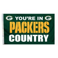 NFL Green Bay Packers Team Flag   3