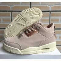 Air Jordan 3 Retro Brown Color Shoes