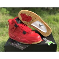 Air Jordan 4 NRG Fire Red Shoes