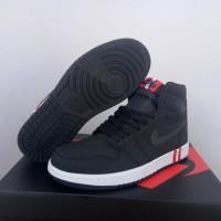 Air Jordan 1 Retro High OG Paris Saint-Germain Black Shoes