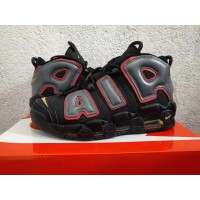 Nike Air More Uptempo Scottie Pippen Black Shoes