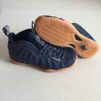Nike Air Foamposite Pro Navy Shoes