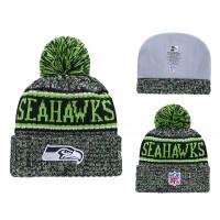 NFL Seahawks Fresh Logo Green Knit Hat YD