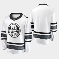 NHL Islanders White 2019 All-Star Game Adidas Men Jersey