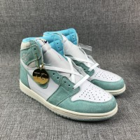 "Air Jordan 1 Retro High OG ""Turbo Green"" Shoes"