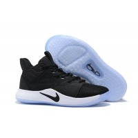 Nike PG 3 Black White Shoes
