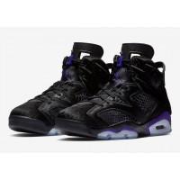 "Air Jordan 6 ""Black Cat"" Shoes"