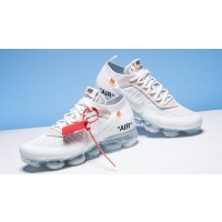 Off-White x Nike Air VaporMax White Shoes