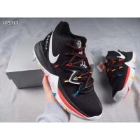 "Nike Kyrie 5 ""Friends"" Black Shoes"