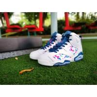 Air Jordan 6 GS Green Abyss Laser Fuchsia Shoes