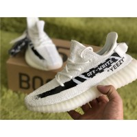 Yeezy Boost 350 V2 'off White' Black White Shoes