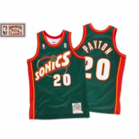 NBA Seattle Supersonics Customized Men Jersey Model
