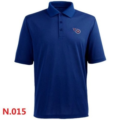 Nike Tennessee Titans 2014 Players Performance Polo Blue