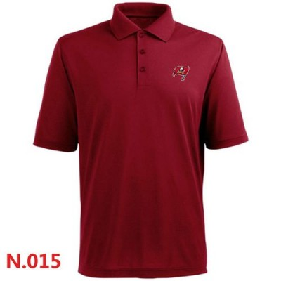 Nike Tampa Bay Buccaneers 2014 Players Performance Polo Red