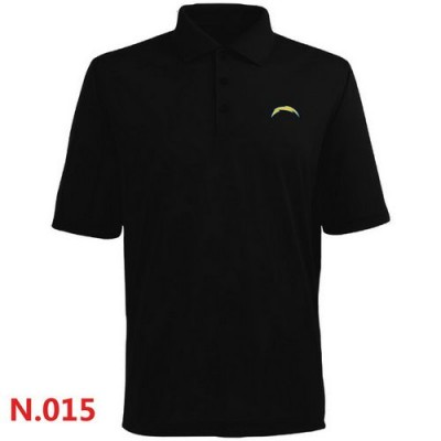 Nike San Diego Chargers 2014 Players Performance Polo Black