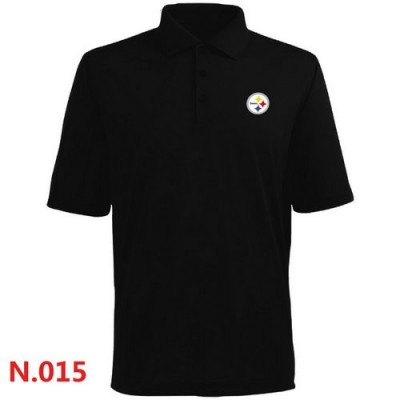 Nike Pittsburgh Steelers 2014 Players Performance Polo Black