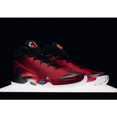 Air Jordan XXX 30 Gym Red Shoes