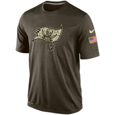 NFL Tampa Bay Buccaneers Salute To Service Men Nike Dri-FIT T-Shirt