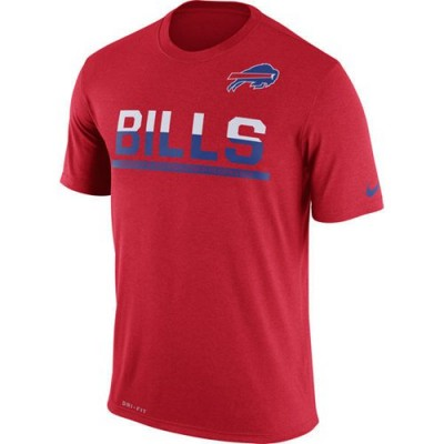 NFL Buffalo Bills Nike Practice Legend Performance T-Shirt Red