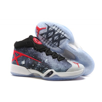 Air Jordan XXX 30 Shoes Starry Grey