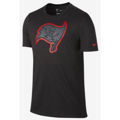 Nike Buccaneers Black Legend Logo Men's Short Sleeve T-Shirt