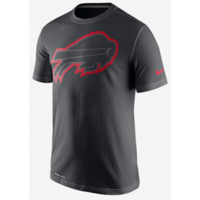 Nike Lions D.Grey Legend Logo Men's Short Sleeve T-Shirt