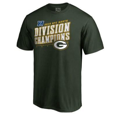 Green Bay Packers Green 2016 NFC North Division Champions T-Shirt
