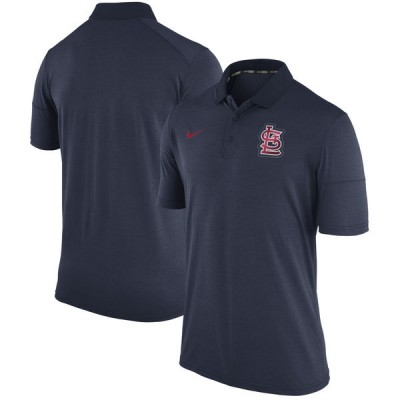 Nike St. Louis Cardinals Men's Navy Polo