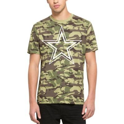 NFL Dallas Cowboys47 Alpha Camo Men's T-Shirt
